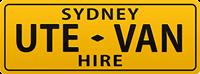 Sydney UTE Hire
